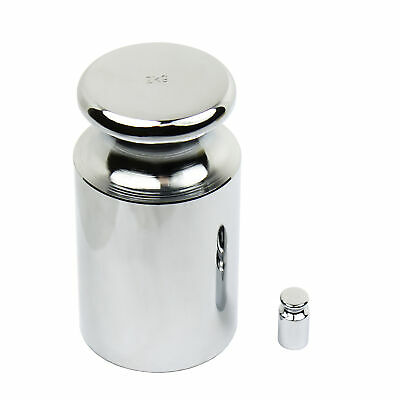 2000g / 2kg Calibration Weight with 20 Gram Test Weight