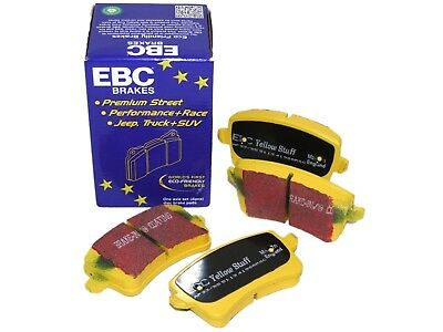 DP41740R EBC Yellowstuff FRONT Brake Pads fit FORD Mustang