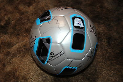West Bromwich Albion 2011 Signed Soccer Premier Nike Ball