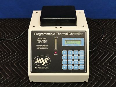 MJ Research Programmable Thermal Controller Cycler  K14