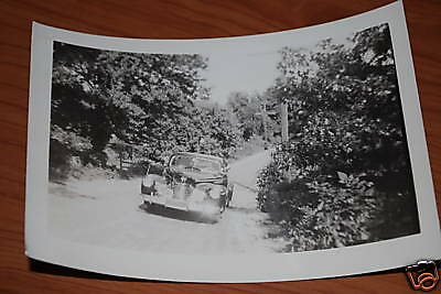 RARE 1940 BUICK ROADMASTER VINTAGE PHOTO-1 OF A KIND- 1