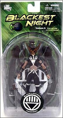 Hawkgirl Black Lantern/Blackest Night Action Figure Series 6/2010 DC Comics