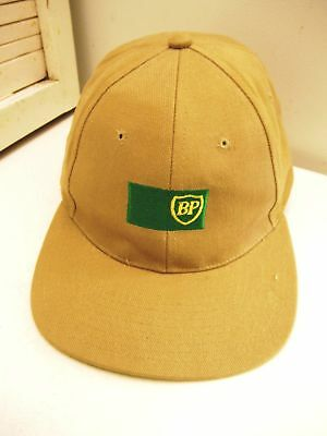 NEW BP Embroidered Logo Ball Cap