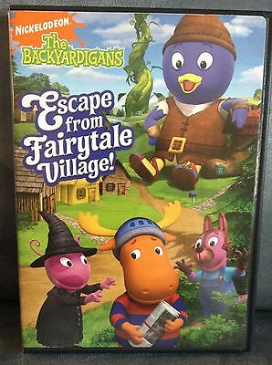 Backyardigans - Escape from Fairytale Village (DVD, ...