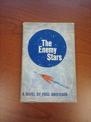 The Enemy Stars by Poul Anderson 1st BCE