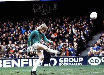 Phil Parkes SIGNED West Ham United Huge Photo AFTAL COA