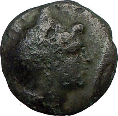 PERSEUS Macedonian King 179BC  Genuine Ancient Greek Coin EAGLE RARE  i21213