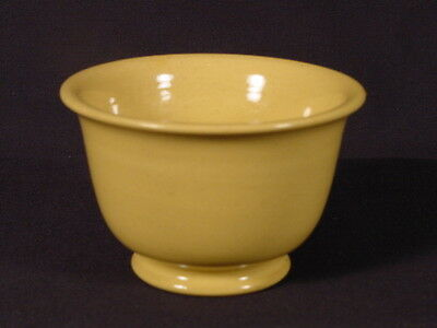 RARE EARLY 1800s SYLLABUB CUP YELLOW WARE MINT
