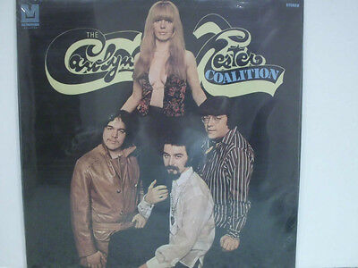 CAROLYN HESTER Coalition USA  PSYCH  NEW LP