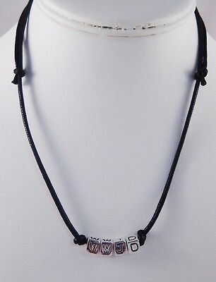 12 Brand New Wholesale WWJD Necklaces #N2010