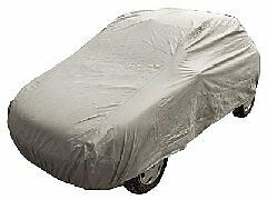 Water Resistant Breathable Small Full Car Cover To Fit Smart Cabrio