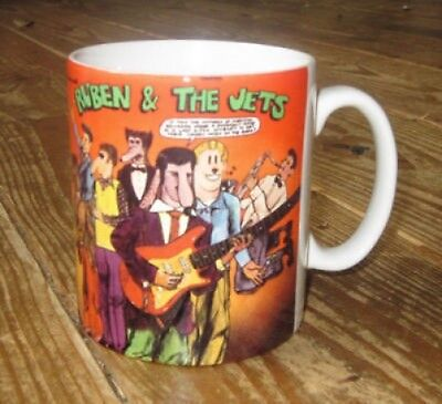 Frank Zappa Ruben and The Jets Advertising MUG