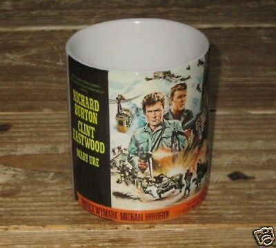 Clint Eastwood Where Eagles Dare Advertising MUG