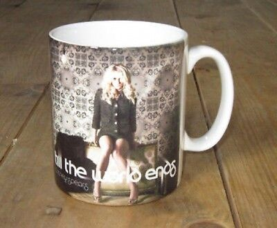 Britney Spears Till The World'S End Advertising MUG