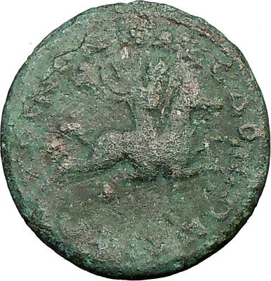 ALEXANDER III the GREAT on horse  Roman-Era OLYMPIC Games Coin 238AD i22652