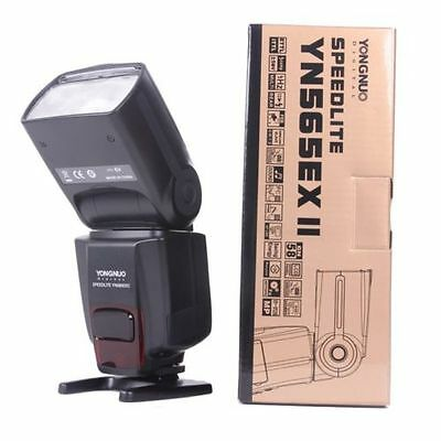 NEWEST! YONGNUO YN565EX II Flash Speedlite for CANON E-TTL 650D 60D 50D 6D 5D