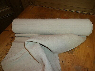 Homespun Linen Hemp/Flax Yardage 11Yds x20'' #1386