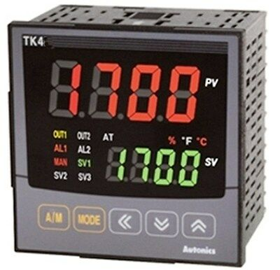 Digital PID Temperature Controller TK4L-B4RR Relay  2Alarm output  RS485