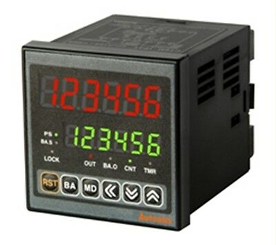 Digital Timer & Counter AUTONICS CT6S-1P4 Single preset Various Function 6digit