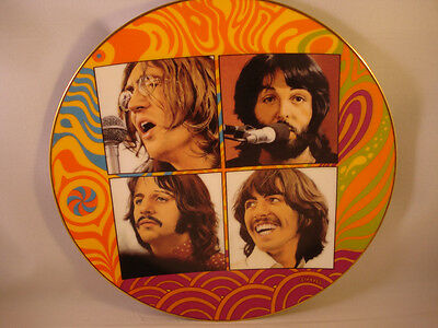 The Beatles **Let It Be Plate** Numbered Limited Edition