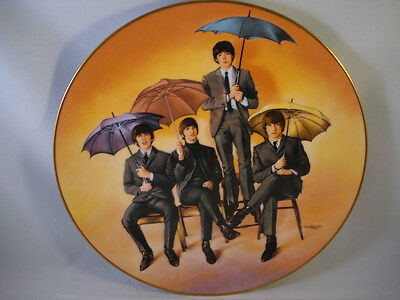 The Beatles **Beatles '65 Plate** Numbered Limited Edition