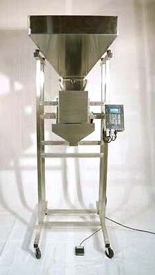 Weigh-Fill System model S-4, weighing & filling machine