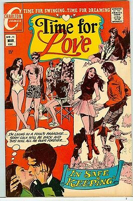Time For Love #15 - 1970
