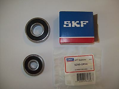 New Miller Dvr Dm3G D6 Dynamo Bearing Set. Skf Top Quality. Velocette, Vincent