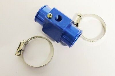 30mm Water Temp Gauge Radiator Hose Sensor Adaptor, In shop Gauges & Sensors