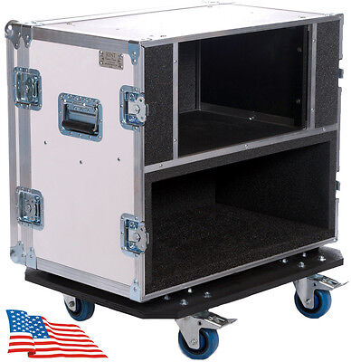 ATA Live in Style Single Head w/ Rack Space for Bad Cat Hot Cat 30w Road Case