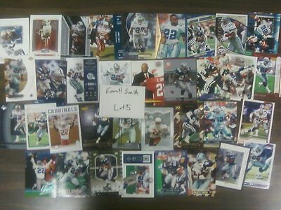 Emmitt Smith 35 card lot all different (lot 5)