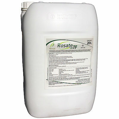 Rosate 36  Professional strength Glyphosate 20 litre