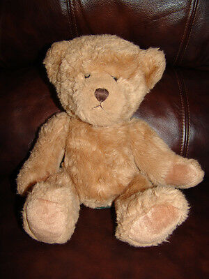"""Russ Berrie and Company Hathaway the Brown Bear Plush Doll 13"""""""
