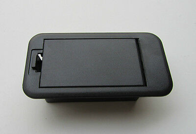9V Battery Cover Battery Box Case Compartment for Guitar Bass