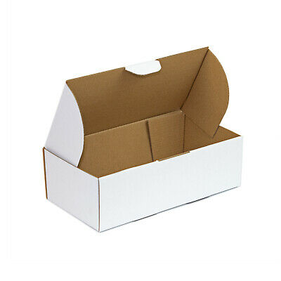 100 Diecut Mailing Box 240x125x75mm Carton 4 Australia POST 500g Prepaid Satchel