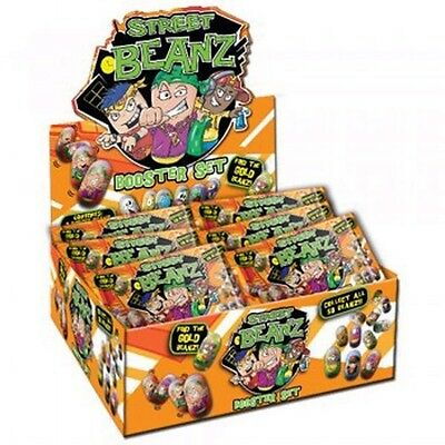 Street Beanz Packets *** 3 Packs For The Price Of 2 *** Booster Set - Foil Packs