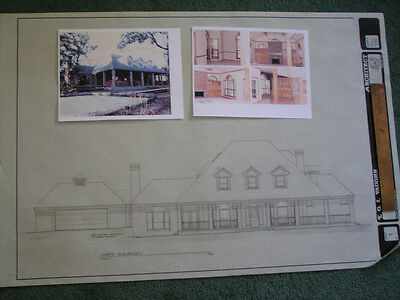 4140sf House Plans Blueprints by Architect 4/4.5/2 - 2 story