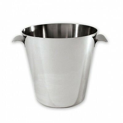 Mirror Polished Stainless Steel Wine Champagne Ice Bucket