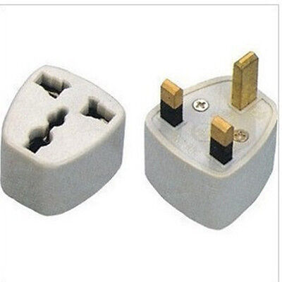 USA/Australia/AU/EU Universal to UK Converter Travel Adaptor Plug United Kingdom