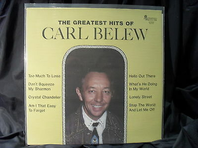 Carl Belew - The Greatest Hits Of