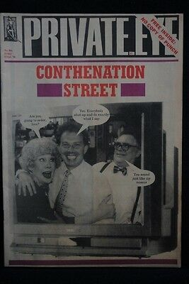 PRIVATE EYE # 906 - CONTHENATION STREET - 6 Sep 1996
