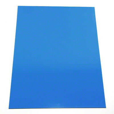 MagFlex® A4 Flexible Magnetic Sheet - Matt Blue (1 Sheet)