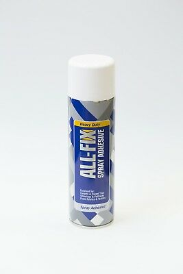 1 cans multi purpose contact heavy duty spray glue adhesive carpet upholstery