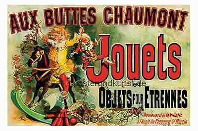Jouets (as seen on Friends)  Großes Poster 92x61 cm