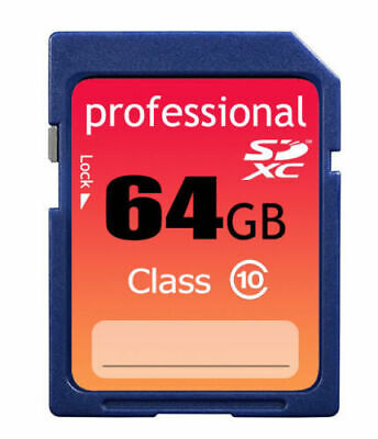 New 32GB Class 10 SD HC (SDHC) High Speed Professional Flash Memory Card 32G