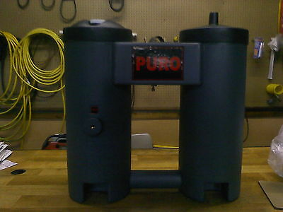 300 cfm Jorc Puro Oil/Water separator for air compressor condensate