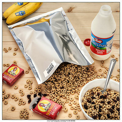 (30) - 1 Gallon Mylar Bags + (30) 300cc Oxygen Absorbers in Packs of 10!