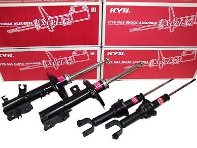 4-KYB Excel-G® Struts 2-Front /& 2-Rear for RX300 All Wheel Drive 99-03 NEW
