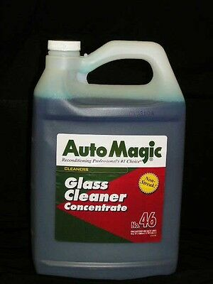 Auto Magic - Glass Cleaner Concentrate- 1 Gal