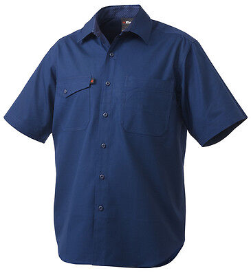 """King Gee work cool 2"" short sleeve shirts AUTHORISED RESELLER"